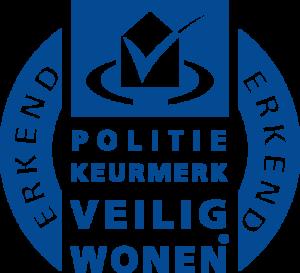 Politiekeurmerk Veilig Wonen Logo